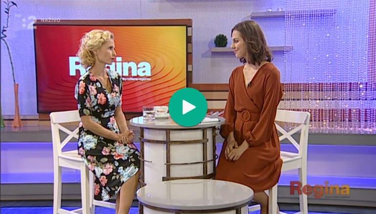 RTVS - Magazín Regina